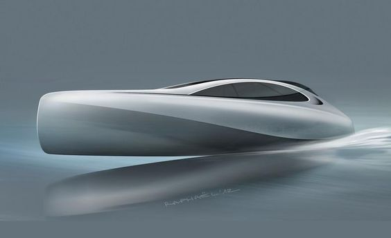 Silver Arrows Marine Mercedes Boat