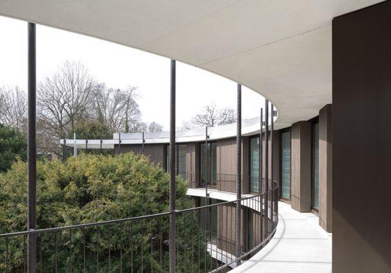 Wohnhaus von Luca Selva in Basel / Abstrakter Barock - Architektur und Architekten - News / Meldungen / Nachrichten - BauNetz.de
