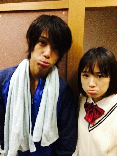 中川大志さんと大原櫻子さん