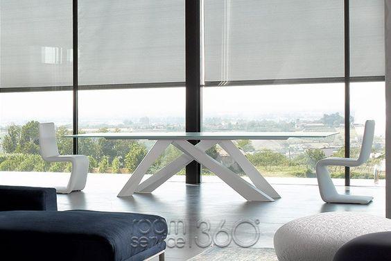 Bonaldo Big Table 4 | Living & Dining | Pinterest | Apartments ...