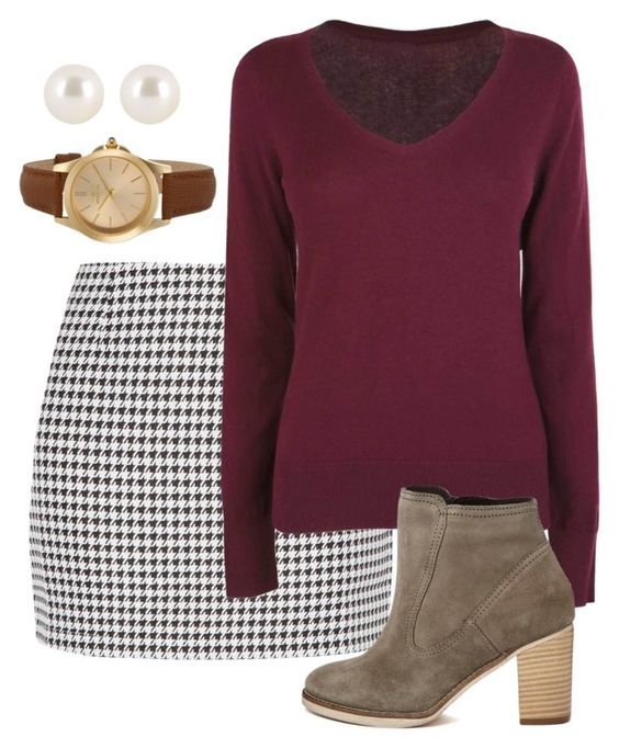 """""""Melissa Hastings inspired outfit"""" by liarsstyle ❤ liked on Polyvore featuring Fashion Union, ASOS, Henri Bendel and Invicta"""