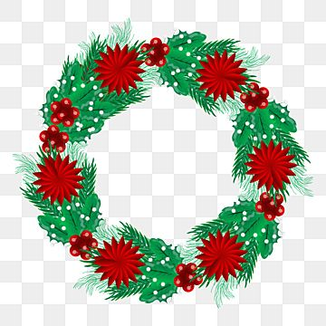Christmas Wreath Celebration Event Clipart Png Red Red Flower Tradition Png And Vector With Transparent Background For Free Download Christmas Wreaths Christmas Tree Design Celebration Event