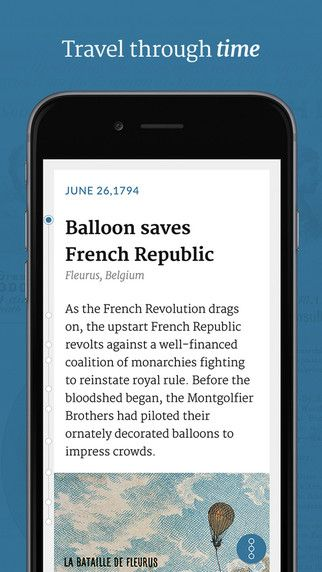 Timeline - News in Context by Timeline.com, Inc.