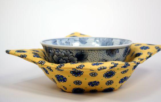 Microwave Bowl Potholder