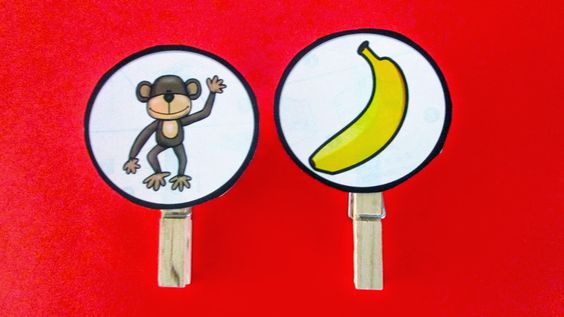 Fun for Spanish Teachers: Get Your Students Talking: Monos y Bananos