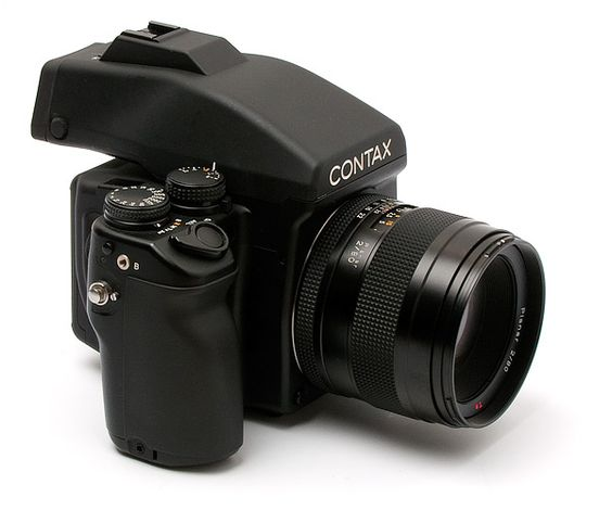 Contax 645, can not say much about this camera other than AMAZING! this is, in my own opinion, the best medium film camera you can buy