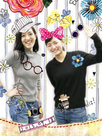 渋谷ヒカリエ ShinQs(東京・渋谷)に、Beauty Pediaバージョンの『チームラボカメラ』を導入。2015年9月18日(金)から。|チームラボ株式会社のプレスリリース