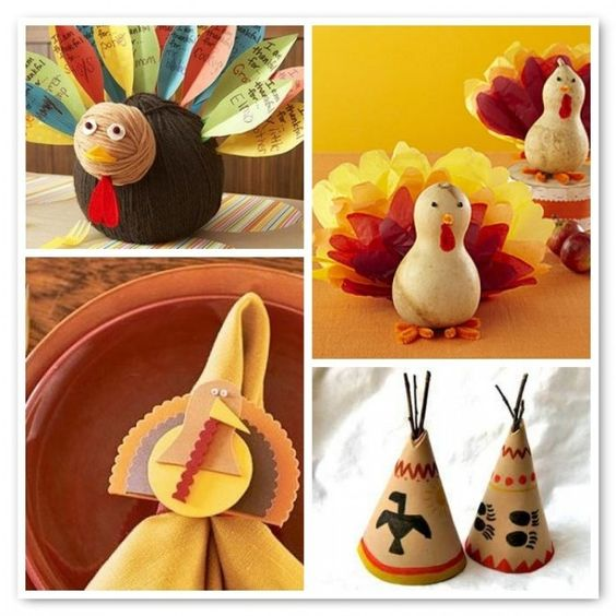thanksgiving day crafts