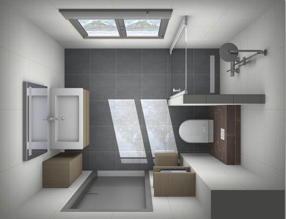 Van and website on pinterest - Decoratie toilet ontwerp ...