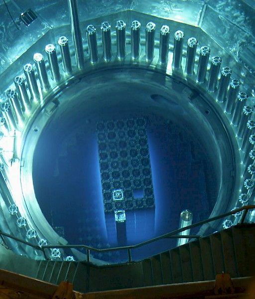 Nuclear Reactor Core Nuclear Reactor Nuclear Nuclear Energy