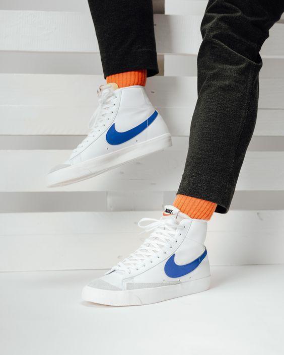 Pin by Albert Jimenez on Kicks   Nike blazer, Nike blazer mid 77 ...