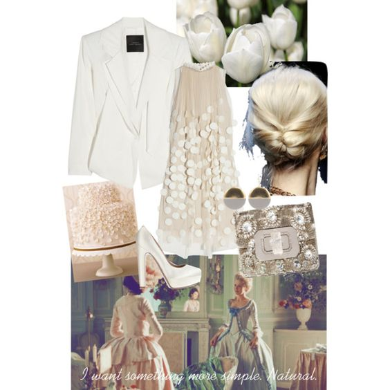 """""""Keep it simple ... sometimes"""" by being-antoinette on Polyvore"""
