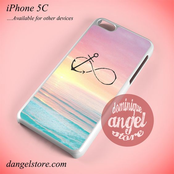 Infinity Anchor Phone case for iPhone 5C and another iPhone devices