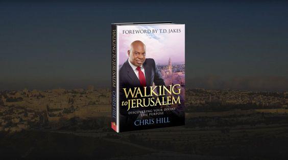 Walking to Jerusalem Book Trailer