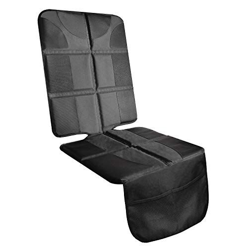 Lusso Car Seat Protector with Thickest Padding