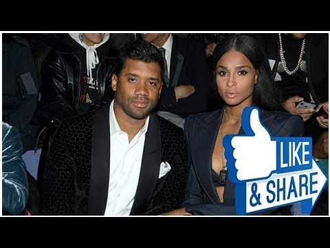 Ciara Posts Adorable Pic Of Her Hubby Russell Wilson Holding Their Baby Girl Check It Out Ciara Ciara And Russell Wilson Ciara And Russell
