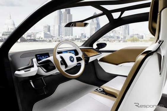 BMW「i」のEVコンセプト、i3…アップデート実施