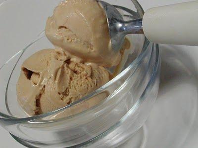 Doce de leite ice cream!