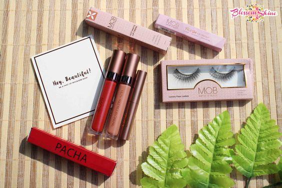 Paket dari MOB Cosmetic