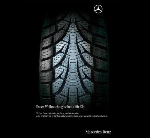 Mercedes - Christmas