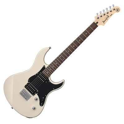 Yamaha Pacifica Pac120h Electric Guitar Vintage White Guitar Acoustic Guitar For Sale Vintage Electric Guitars