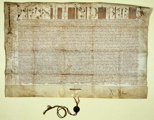 Although officially founded in 1539, the papal bull granting its establishment was received from Pope Paul III on this day in 1538.  The New...