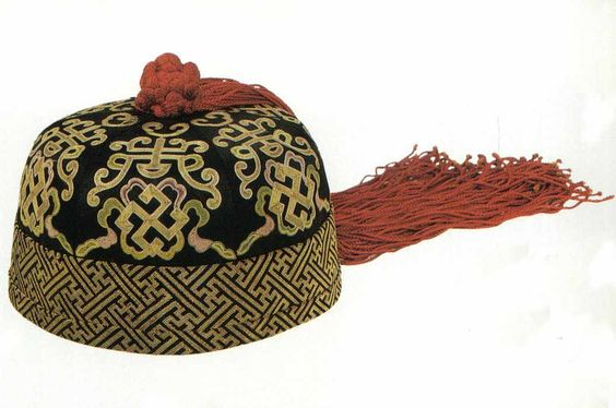 chinese emperor hat - photo #31
