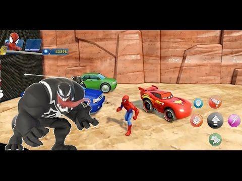 Finger family song for kids nursery rhyme | Spiderman vs VENOM vs Frozen...