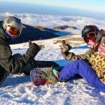 Mt Hutt celebrates opening in style