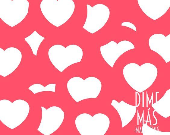 """Dime Más Marketing - Hoy 21 de septiembre se festeja el Día Internacional de la Paz. Ve a Facebook y regala """"Love´s"""" Me encanta para ver que pasa.  Where is the love, Amor, corazón, día internacional de la paz, Amistad, facebook."""