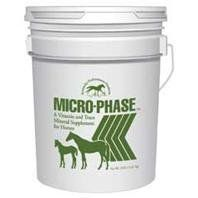 "Micro-Phase, 30 Lb by Kentucky Performance Products. $127.28. Size: 1.25"" X 1.25"" X 1.5"""