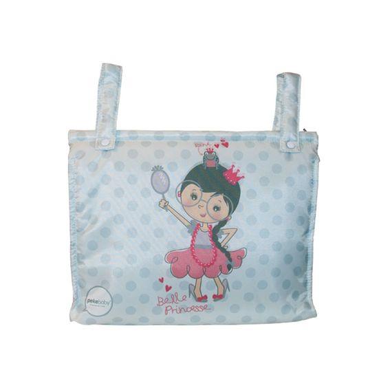 Bolsos para sillas de paseo de bebes de la coleccion Princesse.