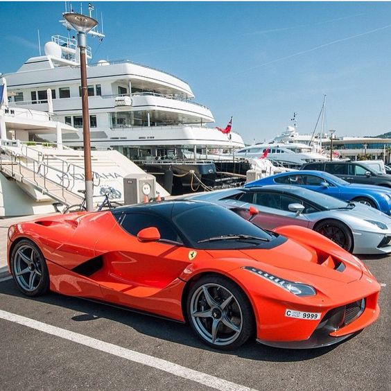 Ferrari LaF   : @guillaume_ettori   Partners: - @la_exotics - @aventador107…  #RePin by AT Social Media Marketing - Pinterest Marketing Specialists ATSocialMedia.co.uk