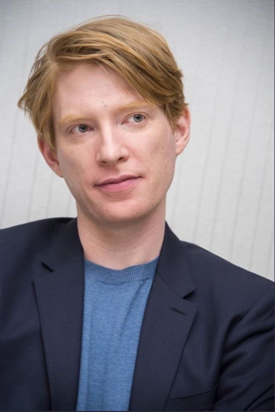 I Domhnall Gleeson Domhnall Gleeson Actors Actresses Actor