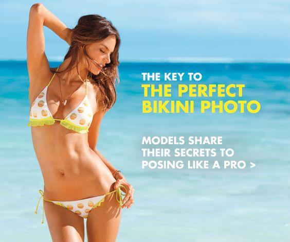 swimsuit shoot poses on - photo #29