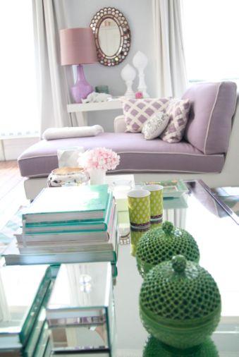 Salon violet tendance 2016