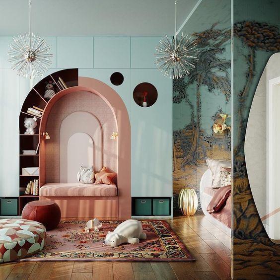 Fairytale Bedroom For Kids Bedroominspirations Kids Interior
