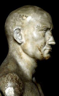 Cornelio Scipio Africanus * 235 BC in Rome, † 183 v. Chr. Was a general in the Second Punic War and statesman of the Roman Republic.