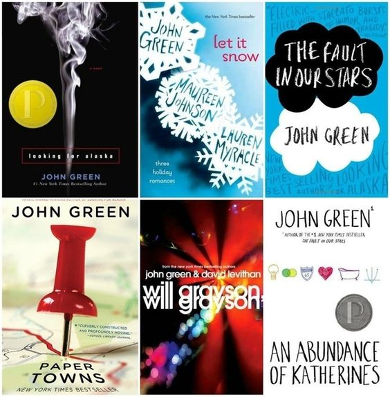 john greens speech Free-speech groups have added their voices to support the teaching of john green's ya novel,.