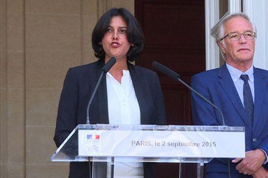 Myriam El Khomri: mère bretonne, pèremarocain, mari informaticien... Premières confidences Check more at http://info.webissimo.biz/myriam-el-khomri-mre-bretonne-premarocain-mari-informaticien-premires-confidences/