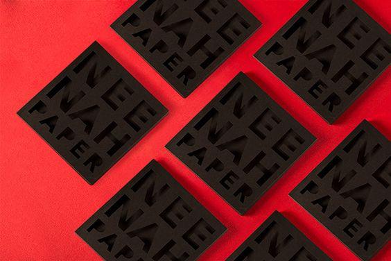 Tayler Aitken #diecut #graphicdesigntrends #graphicdesign #design #trends #trendarchive #2014 #2015