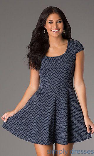 Dresses- Formal- Prom Dresses- Evening Wear: Short Ruched Short ...