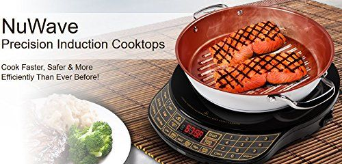 Nuwave Pic Pro Highest Powered Induction Cooktop 1800w Induction Cooktop Cooktop Nuwave Cooktop