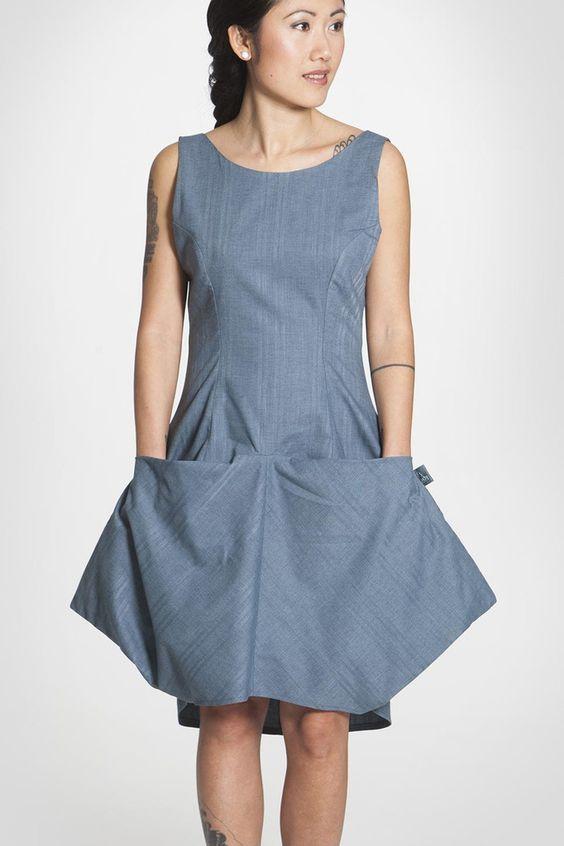 CityLeija Dress by Tauko.