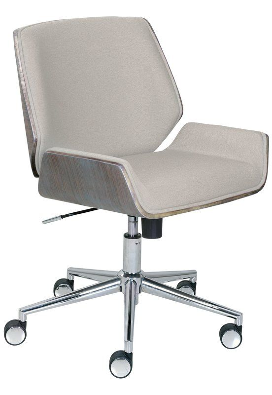 Ophelia Bentwood Desk Chair Elle Decor Comfortable Office Chair Chair