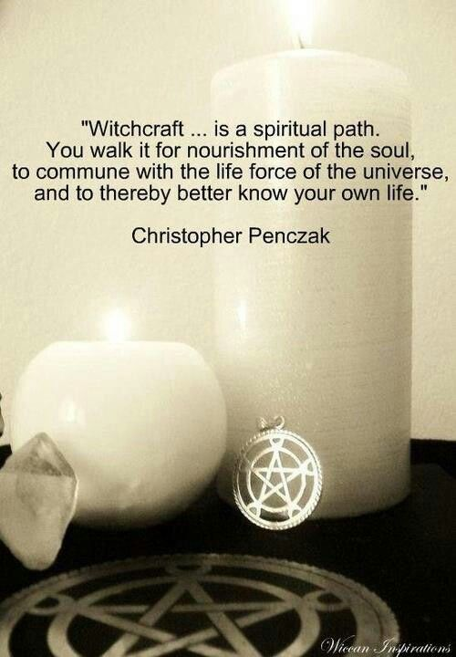Witchcraft.: