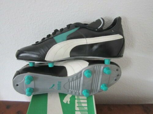 Vintage Puma Club 2000 Fussballschuhe Football Boots Uk 7 5 Unbenutzt Wc Wm 70er Ebay Puma Football Boots Football Boots Vintage Football