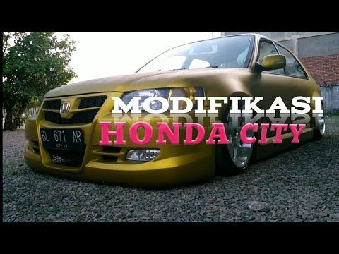 Honda City Modifikasi Youtube Honda City Z 2002 Pasang Jok