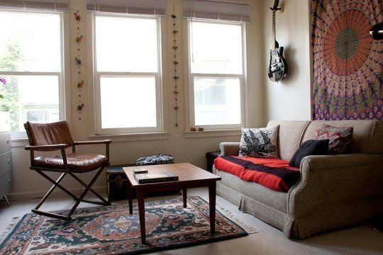 Small Space Lessons: Floorplan and Solutions from Ashley & Ryan's Happy History