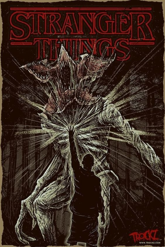 Posters de stranger things taringa for Fondo de pantalla stranger things